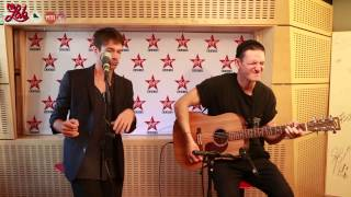 "Nate Ruess en Live dans Le Lab Virgin Radio ""Nothing Without Love"""