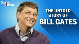 Bill Gates Success Story | Microsoft | Biography | Richest Person In The World | Startup Stories