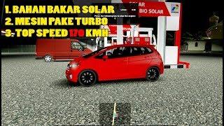 KEREN - MOBIL HONDA JAZZ JAMAN NOW !! BBM Pake Solar #3