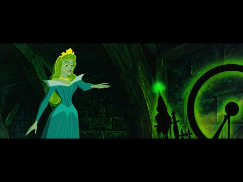 Sleeping Beauty (1959) - Rose Pricks Her Finger