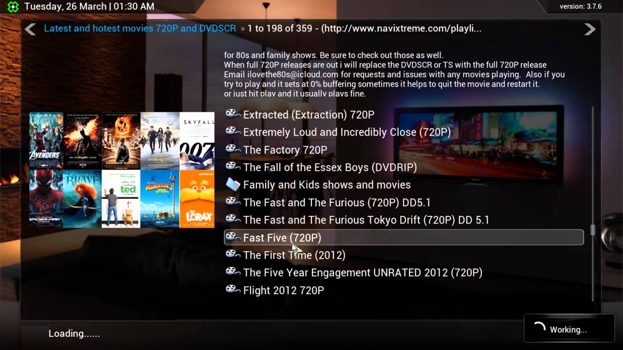 Xbmc How To Watch All The Latest Movies For Free And In Hd -5065