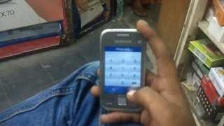 SAMSUNG ...C3312...PHONE LOCK CODE.....NONEED TO ANY BOX....DILIP9700