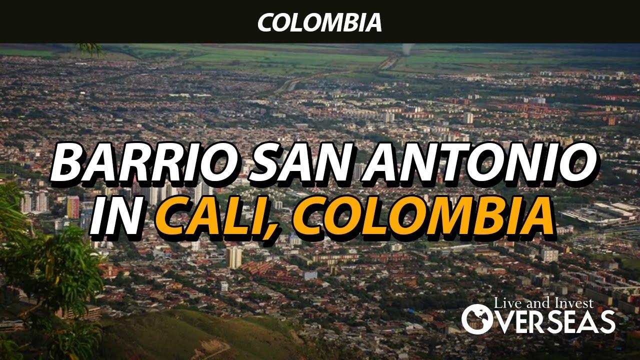 Barrio san antonio in cali colombia youtube for Barrio el jardin cali colombia