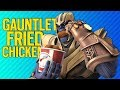 Download Video GAUNTLET FRIED CHICKEN | Fortnite MP4,  Mp3,  Flv, 3GP & WebM gratis