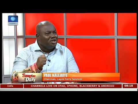 Chairman Lagos Ferry Services Disagrees With NIWA Over Appeal Court Judgement Pt.3 |Sunrise Daily|