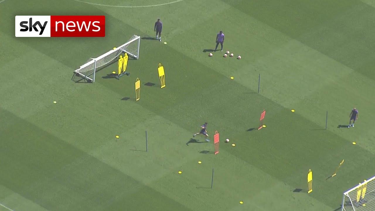 Premier League returns: Games resume on Wednesday