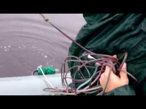 Якорь-гриб ДСВ 3,6кг для лодки , постановка, эксплуатация