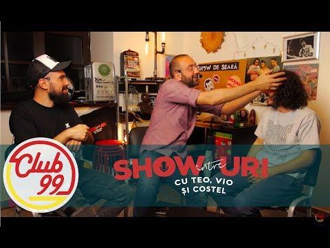 Podcast #181 | Intre showuri cu Teo Vio si Costel