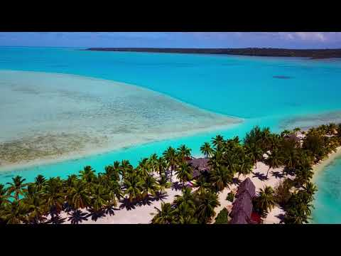 Beautiful moments at The Aitutaki Lagoon Resort and Spa