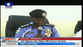 Police Financing: FG Approves Self-Accounting Status For Nigeria Police Force