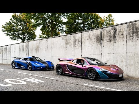 INSANE HYPERCARS at Cars and Coffee London!! One:1, Regera, F1s, P1s...