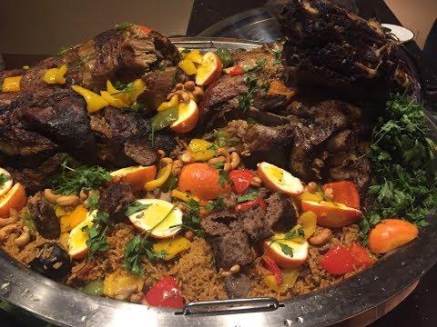 Ramadan Iftar Buffet *Marriott Doha* | Ramadan Tent 2017