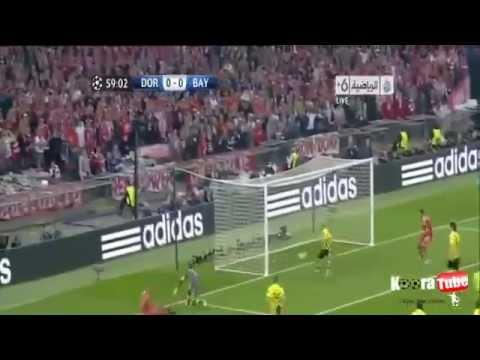 Бавария боруссия финал 2- 1