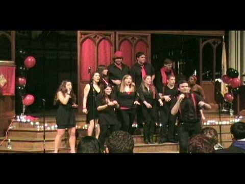 Rutgers Deep Treble - Fall 2008 - When I Get You A...