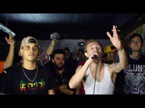 Batalha de Rap SID X Alves - Museu Eliminatoria FINAL Duelo Nacional de Mcs - FINAL