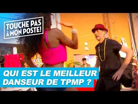 Luis Fonsi désigne le meilleur danseur des chroniqueurs de TPMP