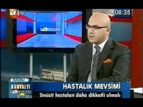 Süreyya Şeneldir Balon Sinoplasti Yöntemi ShowTV