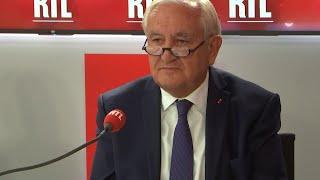 Jean-Pierre Raffarin, invité de RTL du 10 octobre 2018