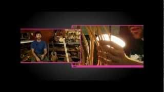 Mariano Delledonne Luthier - Entrevista enterARTE Cultura Urbana - Junio 2012