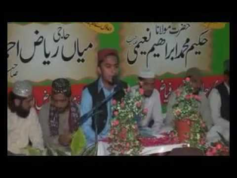 Qari Sajjad Rasool Qadri Video
