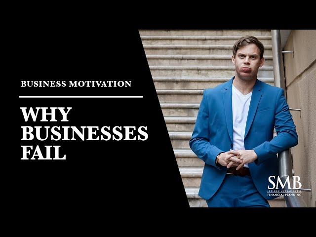 SMB Business Motivation: Why Businesses Fail (ft Warren Buffett, Gary Vee & Mark Cuban)