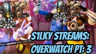 Baixar S1LKY STREAMS: OVERWATCH PT:3