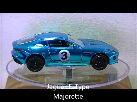 360° Jaguar F Type Majorette