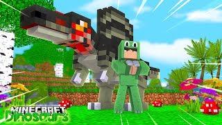THE BIGGEST DINOSAURS!! - Minecraft Dinosaurs w/ Little Lizard