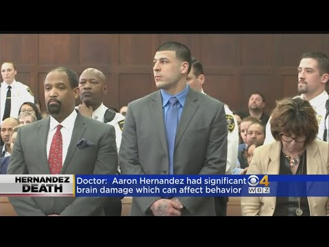 Hernandez's Brain Damage Was 'Most Severe' For His Age