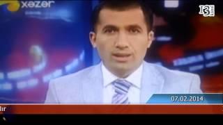 """""""Bu gün Xəzər TV-də sonuncu efirim olacaq""""- Anar Nəcəfli"""