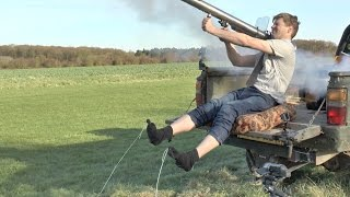 Removing Socks with a Rocket Launcher