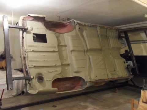 1954 Chevrolet Frame Off Restore I Youtube