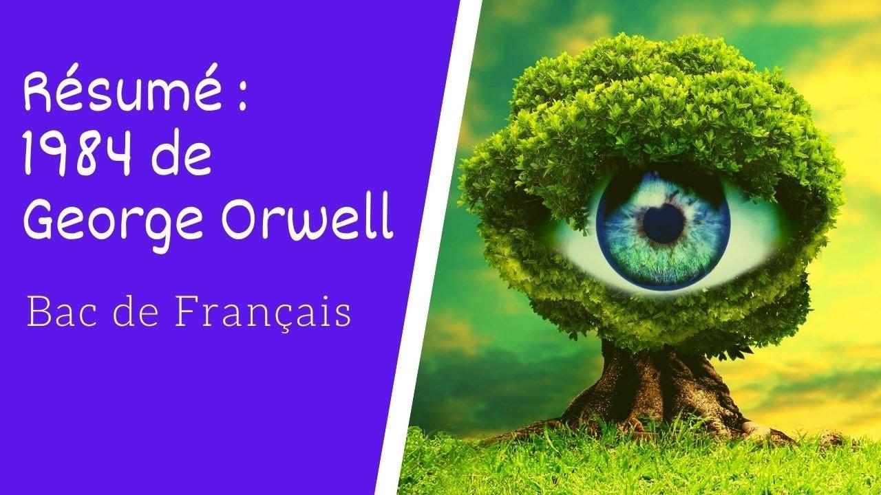 Resume De 1984 De George Orwell Youtube