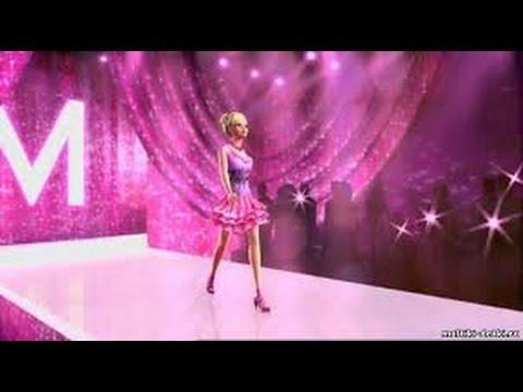 Barbie / Барби - Прохождение игры Показ мод Уровень 3 Барби готовит шоу