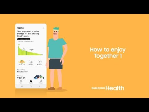 Samsung Health: How to enjoy Together 1