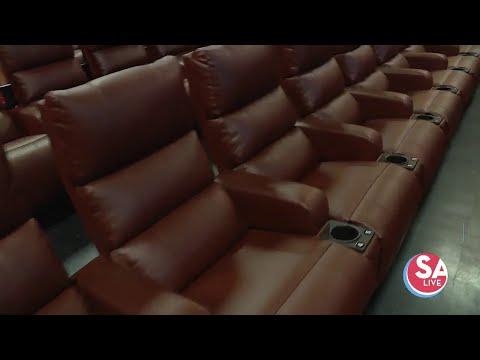Newly Renovated Cinemark 16 SA | SA Live | KSAT12