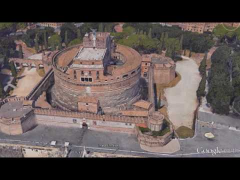 Castel Sant'Angelo in Rome, Italy - idea for vacation