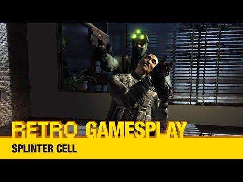 Retro GamesPlay - Splinter Cell + Extra Round: Barbarian