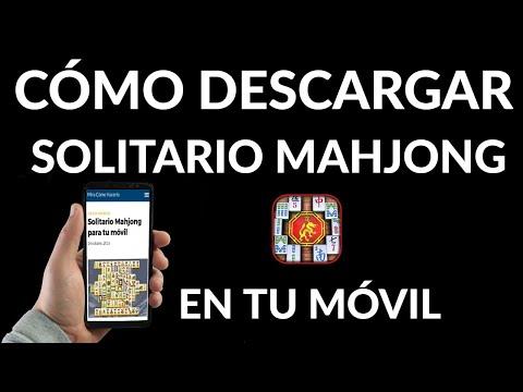 Cómo Descargar Solitario Mahjong para Android
