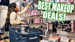 The BEST MAKEUP DEALS! At TJMAXX And MARSHALLS!