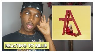 Billie Eilish - Don't Smile At Me EP (REACTION) | Jayden Alexander