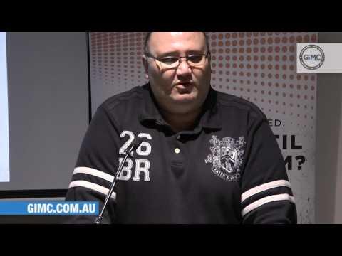 Legal Perspective: Innocent Until Proven Muslim   Ataman Atlas   Melbourne Talk