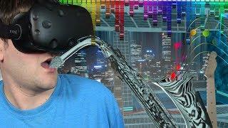 ZOSTAŁEM MUZYKIEM I RAPEREM - Jam Studio VR (HTC VIVE VR)