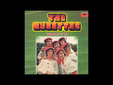 The Rubettes - Wear It's 'At - 1974