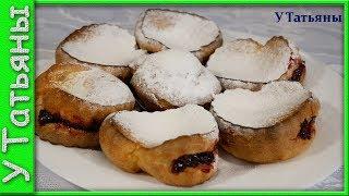 Поповеры Вам в тарелку, или ВЫПРЫГИВАЮЩИЕ булочки к завтраку за 15 минут!!!