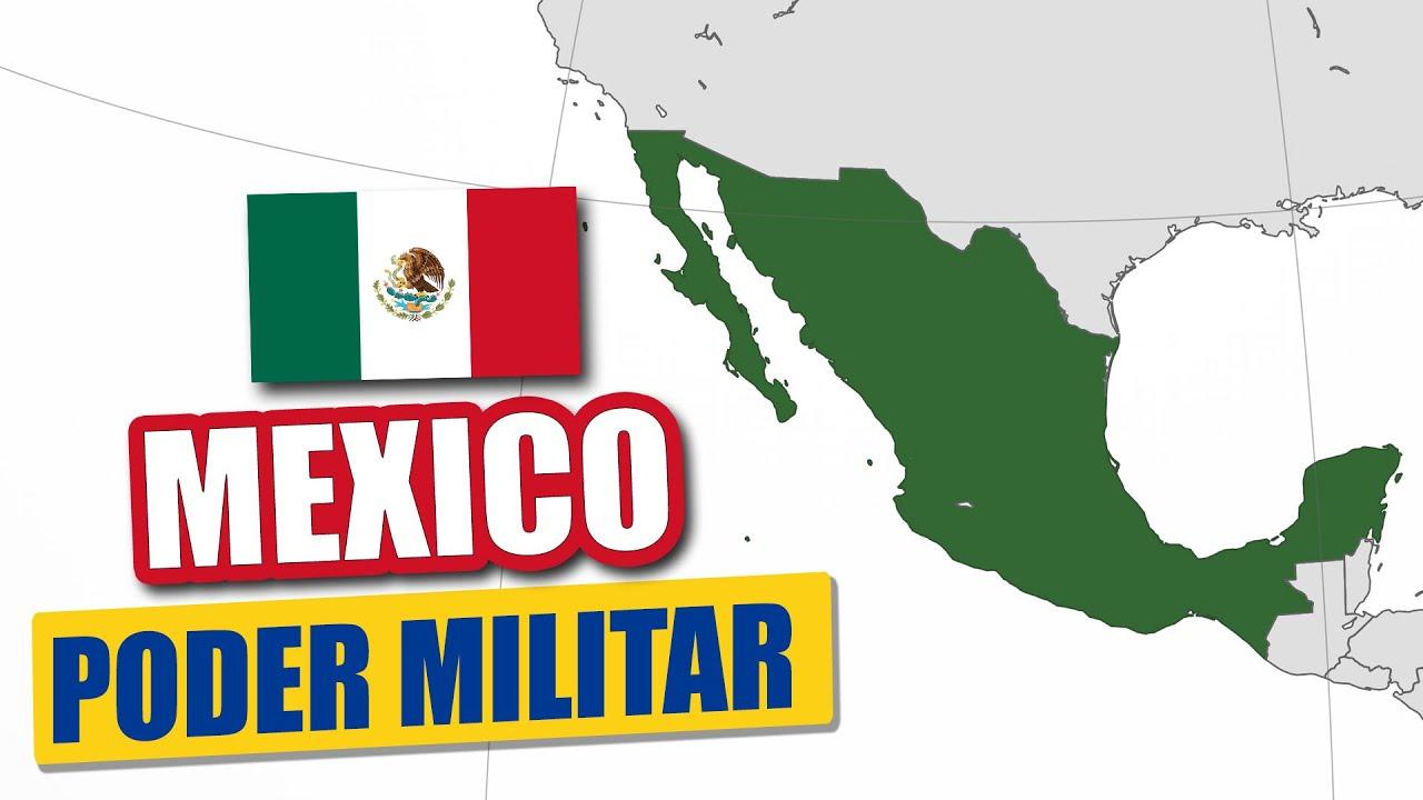 Que tan poderoso es MEXICO?