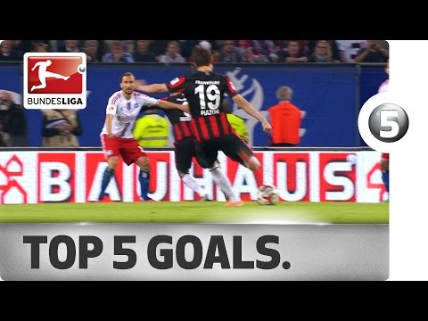Top 5 Goals from Matchday 6 - Vote for your Goal of the Week