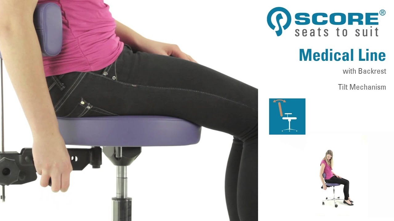 Score Medical Line With Backrest Youtube