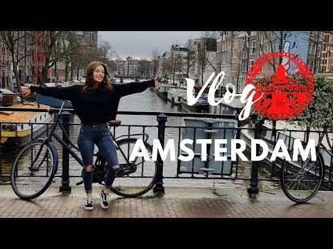 VLOG Amsterdam #1 - L'histoire de la tulipe