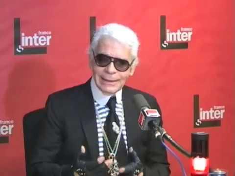 "Karl Lagerfeld : ""Je peux observer sans être trop observé"""